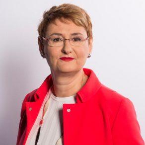 NATO Spokesperson Oana Lungescu.